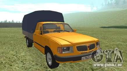 GAS-17310 Trofim für GTA San Andreas