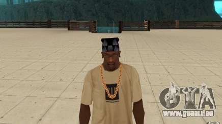 Verre bandana pour GTA San Andreas