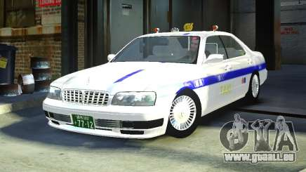 Nissan Cedric Y33 Privately Taxi pour GTA 4