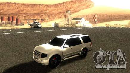 Ford Expedition 2008 für GTA San Andreas