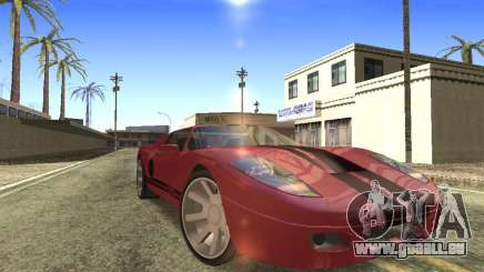 Bullet HQ pour GTA San Andreas