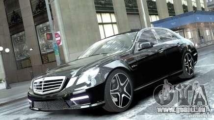Mercedes-Benz E63 AMG für GTA 4