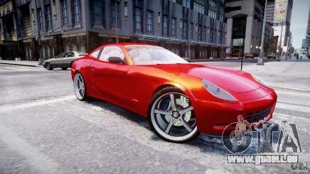 Ferrari 612 Scaglietti custom pour GTA 4