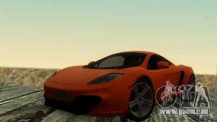McLaren MP4-12C für GTA San Andreas