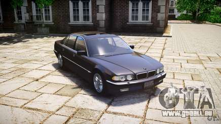 BMW 740i (E38) style 37 für GTA 4
