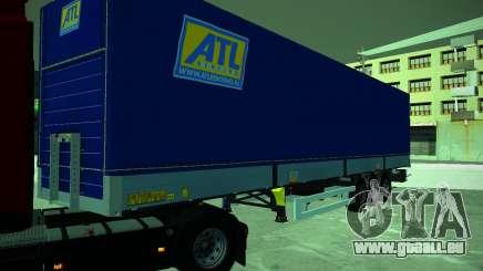 Schmitz ATL pour GTA San Andreas