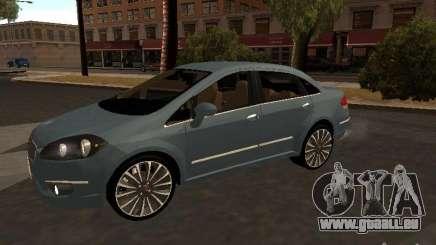 Fiat Linea T-jet pour GTA San Andreas