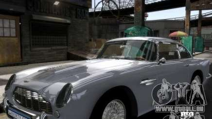 Aston Martin DB5 Vantage BETA pour GTA 4