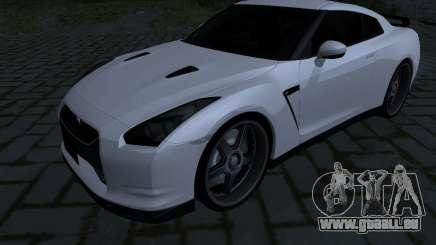 Nissan GTR-35 Spec-V für GTA San Andreas