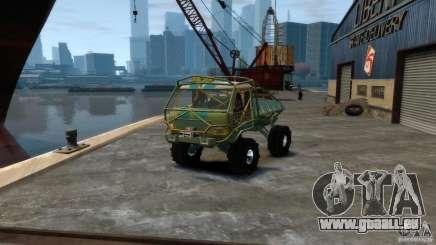 UAZ Goliath Prototype pour GTA 4