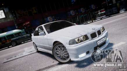 BMW 318i Light Tuning v1.1 für GTA 4