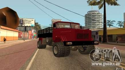 KrAZ-5131 für GTA San Andreas