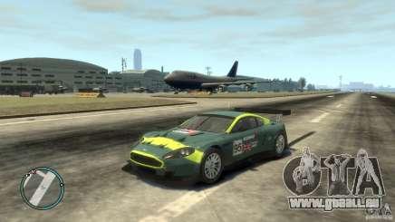Aston Martin DBR9 pour GTA 4