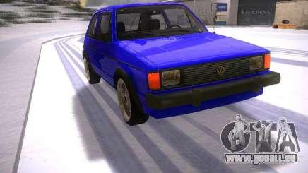 Volkswagen Rabbit GTI für GTA San Andreas