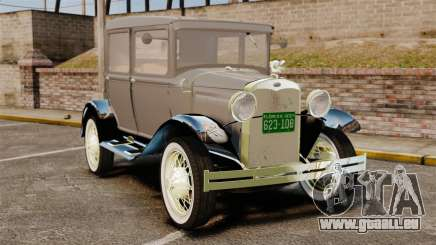 Ford Model T 1927 pour GTA 4