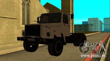 3309 GAZ tracteur pour GTA San Andreas