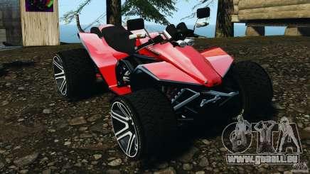 ATV PCJ Sport pour GTA 4
