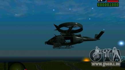 SA-2 Samson für GTA San Andreas