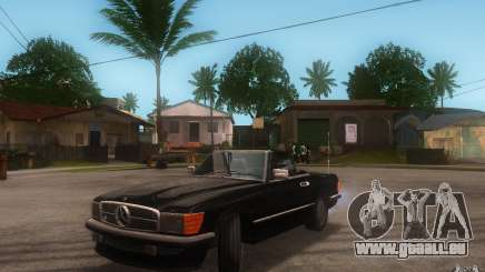 Mercedes-Benz 350 SL Roadster für GTA San Andreas