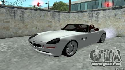 BMW Z8 für GTA San Andreas