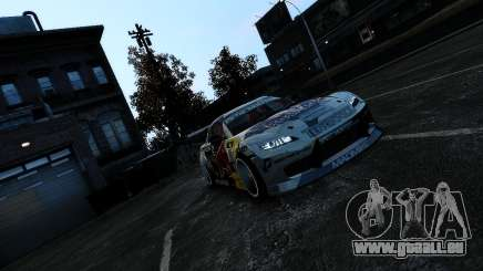 Mazda RX8 Redbull für GTA 4