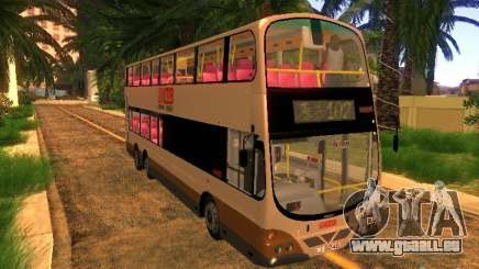 Volvo B10TL from Hong Kong pour GTA San Andreas