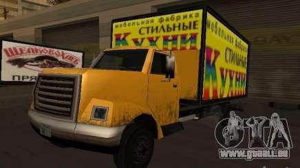 Yankee RUS pour GTA San Andreas