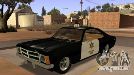 Chevrolet Opala Police pour GTA San Andreas