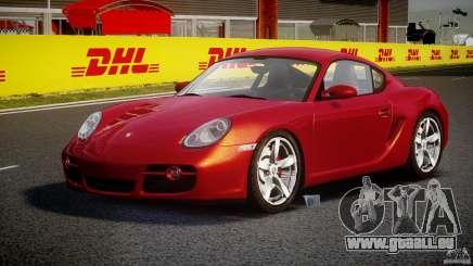 Porsche Cayman S v2 pour GTA 4