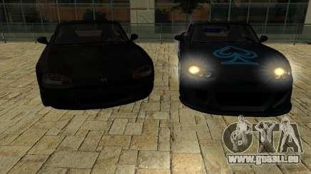 Mazda MX5 Miata für GTA San Andreas