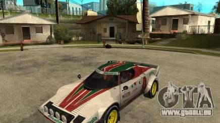 Lancia Stratos pour GTA San Andreas