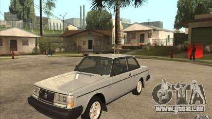 Volvo 242 Turbo Evolution 1983 pour GTA San Andreas