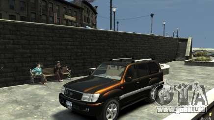 LEXUS LX 470 für GTA 4