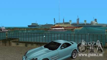 Mercedess Benz SLR Maclaren für GTA Vice City