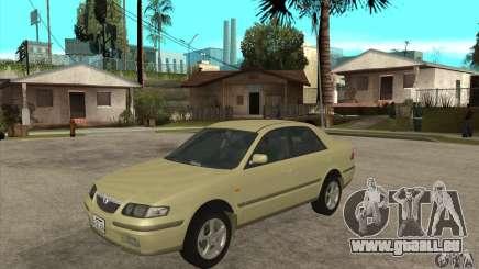 MAZDA 626 GF Sedan für GTA San Andreas