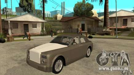 Rolls Royce Coupe 2009 pour GTA San Andreas