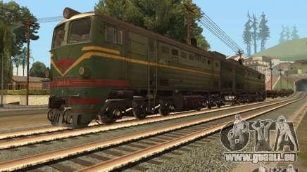 2Te10l locomotive diesel pour GTA San Andreas