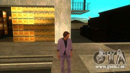Ken Block pour GTA San Andreas