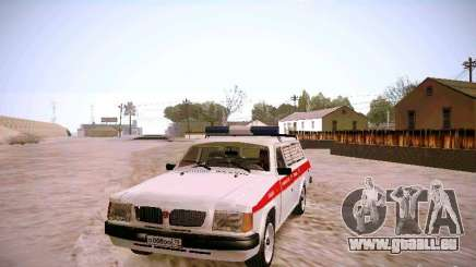GAZ 310231 Urgent pour GTA San Andreas