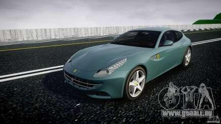 Ferrari FF 2012 pour GTA 4
