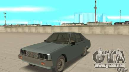 Mitsubishi Galant Sigma 1980 pour GTA San Andreas