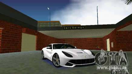 Ferrari F12 Berlinetta pour GTA Vice City