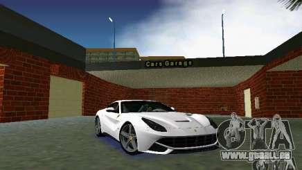 Ferrari F12 Berlinetta pour GTA Vice City
