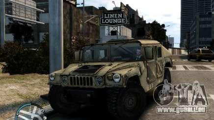 Hummer H1 pour GTA 4