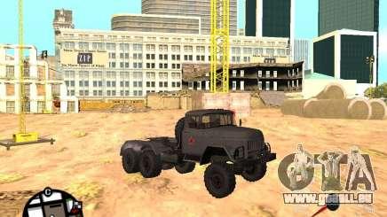 ZIL 131 in für GTA San Andreas