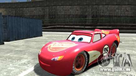 Lighting McQueen pour GTA 4