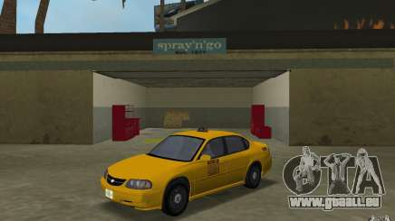 Chevrolet Impala Taxi für GTA Vice City
