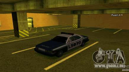 Merit Police Version 2 pour GTA San Andreas