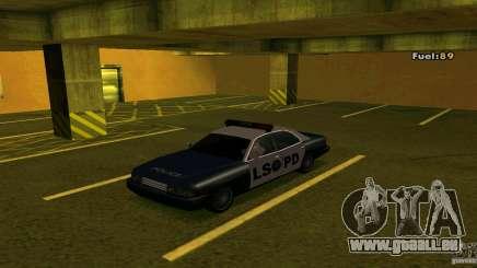 Merit Police Version 2 pour GTA San Andreas