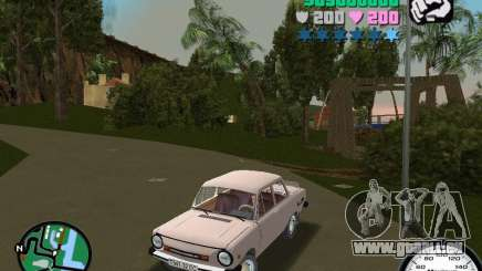 ZAZ 968 für GTA Vice City
